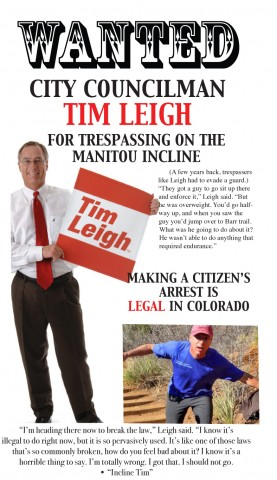 Tim Leigh Wanted