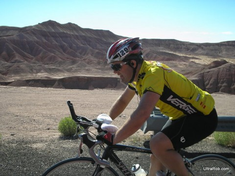 UltraRob in the 2006 Race Across America