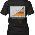 Manitou Incline Profile T-shirt