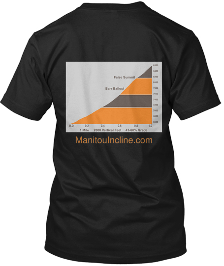 Fall Manitou Incline T Shirts Manitou Incline