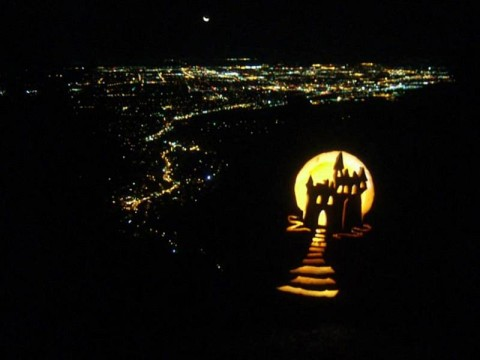 Manitou Incline Pumpkin from Roger Austin