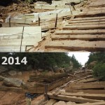 Manitou Incline Then and Now