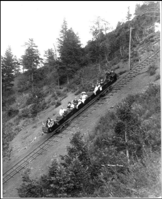 Red Mountain Incline
