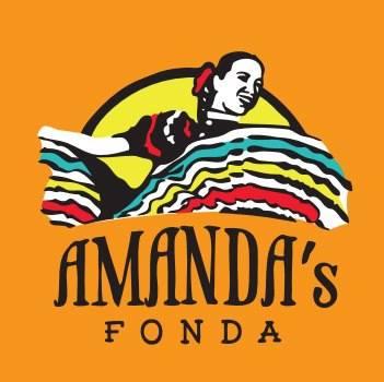 Amanda's Fonda logo